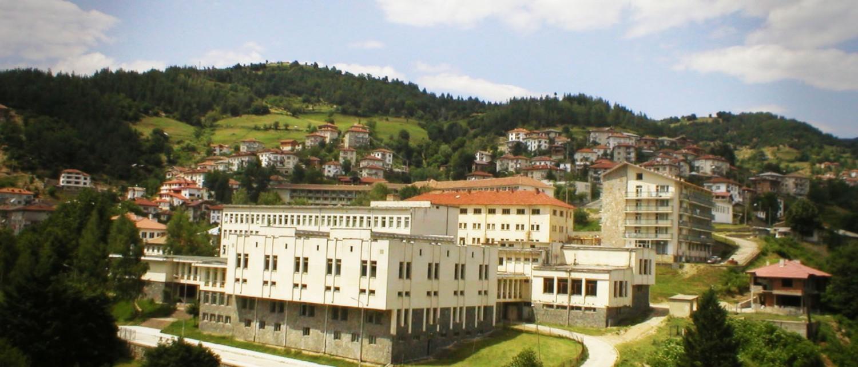 Къща за гости Оазис, Баните, Родопите